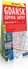 ExpressMap praca zbiorowa see you! in... Gdańsk, Gdynia, Sopot. Papierowy plan miasta 1:26 000