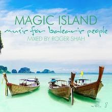 Magic Island Music for Balearic People Vol 8 CD) Roger Shah