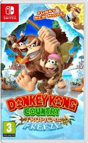 Donkey Kong Country: Tropical Freeze NSWITCH
