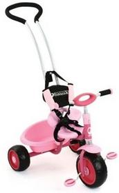 Hauck Trójkołowy rowerek różowy