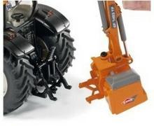 Siku Traktor z kosiarką na wysięgniku 3659
