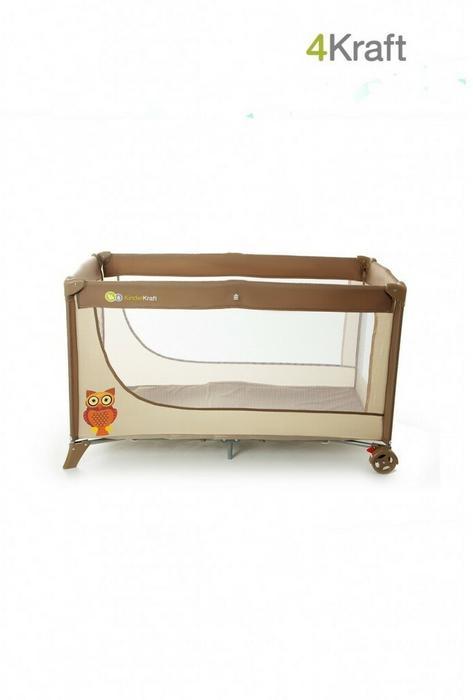 KinderKraft Joy Beige 120x60