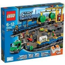 LEGO City Pociąg towarowy 60052