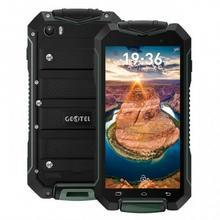 Geotel A1 8GB Dual Sim Czarno-zielony