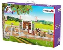 Schleich Horse Club Playsets Big horse show with riders and horses 42338 42338