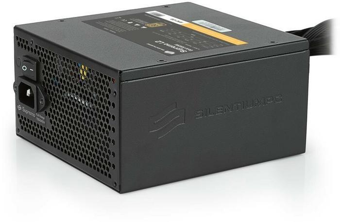 SilentiumPC Supremo L2 550W Gold