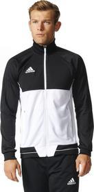 Adidas Bluza dresowa męska Tiro 17 czarno-biały roz L BQ2598
