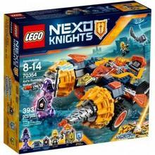 LEGO Nexo Knights Rozbijacz Axla 70354