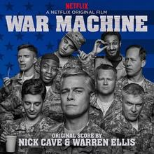Nick Cave; Warren Ellis War Machine Score) Digipack)