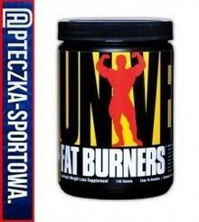 UNIVERSAL UNIVERSAL Fat Burners 110 tabl 7773-9399F