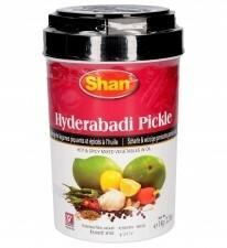 Shan Marynowana warzywa i owoce (Hyderabadi Pickle) 1kg P202
