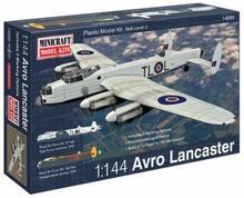 Minicraft Model Kits Model plastikowy - Samolot Avro Lancaster RAF - Minicraft 14689