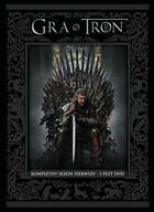 Gra o Tron Sezon 1 DVD