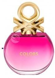 Benetton Colors Pink edt 50ml