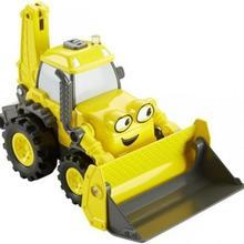 Mattel Bob Budowniczy Mówiąca Koparka - Ekspresowa Wysyłka I Bezpieczeństwo Zakupów 21 Dni Na Zwrot.