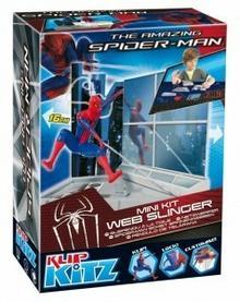 Cobi THE AMAZING SPIDER-MAN RZUCAJĄCY PAJĘCZYNĄ KLIP KITZ