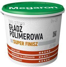 Megaron Gotowa gładź polimerowa SUPER FINISZ DV-20