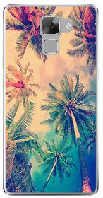 Huawei Bestphone Foto Case HONOR 7 palmy HONOR 7_X392