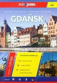 Daunpol  Gdańsk Mini Atlas miasta Europilot 1:20 000
