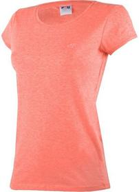 4F Koszulka W H4Z17-TSD001 pomarańczowa
