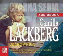 Czarownica audiobook CD) Camilla Lackberg
