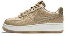 Nike Air Force 1 Upstep Premium 917590-900 złoty