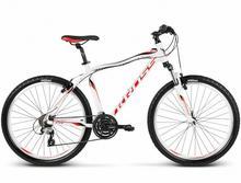 Kross Lea F3 XS biały czarny czerwony p 2016