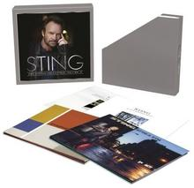 The Complete Studio Collection Volume II Limited Edition) 5xWinyl) Sting