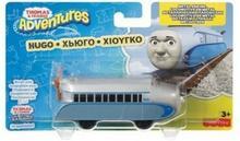 Fisher Price Tomek i przyjaciele Duża lokomotywa, Hugo GXP-587247