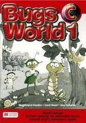 Macmillan Carol Read, Ana Soberon, Magdalena Kondro Bugs World 1C. Zeszyt ćwiczeń