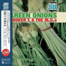 Green Onions [CD] Booker T & The Mg′s