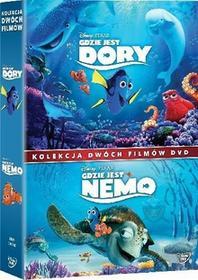 GALAPAGOS Pakiet: Gdzie jest Dory / Gdzie jest Nemo