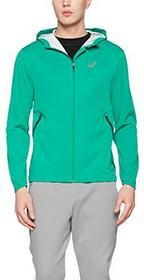 06f6cbc03ce79 -27% Asics męska Accelerate kurtka do biegania, czarna, zielony, m 141235
