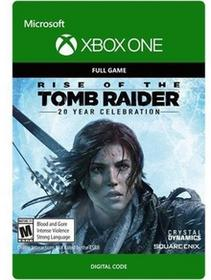 Rise of the Tomb Raider 20 Year Celebration XONE wersja cyfrowa