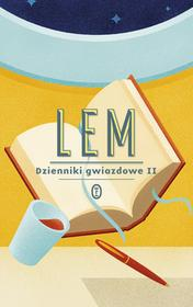 Wydawnictwo Literackie Dzienniki gwiazdowe II - Stanisław Lem
