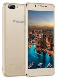 iGET BLACKVIEW GA7 8GB Dual Sim Złoty