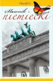 Słownik niemiecki. Niemiecko-polski, polsko-niemiecki - Aleksandra Czechowska-Błachiewicz, Jan Markowicz, Roman Sadziński