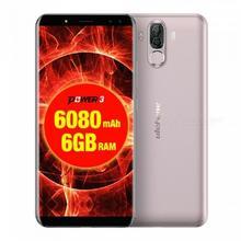 Ulefone Power 3 64GB Dual Sim Złoty