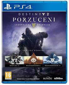Destiny 2: Porzuceni  Legendarne wydanie PS4