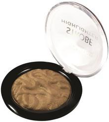 Revolution Makeup Makeup Revolution Strobe Highlighter Rozświetlacz Gold Addict MUR-9792