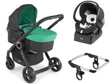Chicco Urban Plus Crossover 3w1 Green Wave