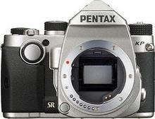 Pentax KP srebrny + DA 35 mm