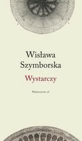 Wydawnictwo a5 Wystarczy - Wisława Szymborska