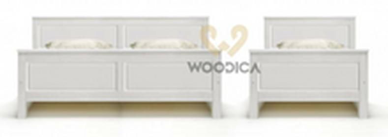 Woodica Łóżko Parma 48 I 120x200
