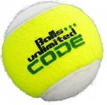 Balls Unlimited Code Green lata 60 torba Żółty-biały TOBUCG60GW