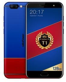 Ulefone T1 Premium 128GB Dual Sim niebiesko-czerwony
