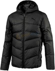 Puma Kurtka puchowa męska Essential 400 Hooded Down czarna) 12h