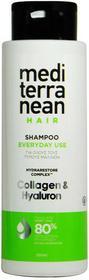 Mediterranean Mediterranean, Hair, szampon do codziennego stosowania, 350 ml