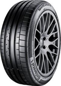 Continental SportContact 6 245/40R19 98Y