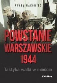Difin Paweł Makowiec Powstanie Warszawskie 1944